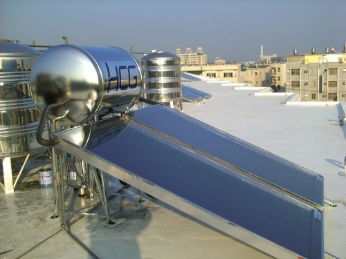 HCG合成牌太陽能熱
